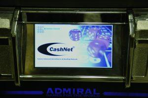 Foto Cashless-Unit Einbau 7 Zoll