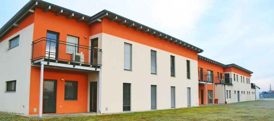 Foto Tecon Gebäude von hinten